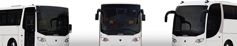 Туристические автобусы Scania