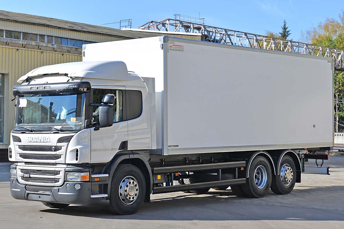Грузовики Scania Скания продажа новых грузовых