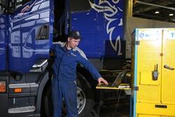 Договор на предоставлении услуг ремонта грузовых авто
