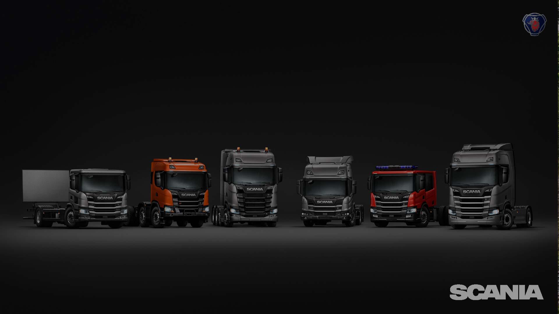 Обои Scania, r999. Автомобили foto 12